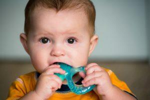 anneau de dentition frigo ou congel