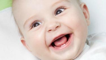 quel age premiere dent bébé