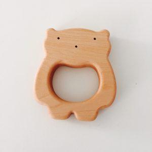 anneau de dentition bois d'érable