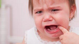 gencives gonflées bébé