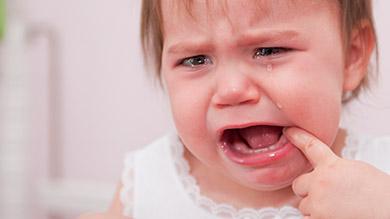 Comment Reconnaitre Une Poussée Dentaire Chez Un Bébé