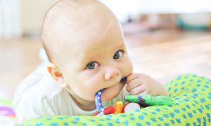 anneau de dentition nouveau né