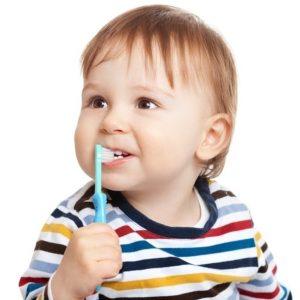 brosse a dent bébé