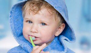 hygiène dent bébé